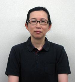 作業スタッフ 小山 玲子(こやま れいこ)